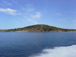 ön när vi åker hem